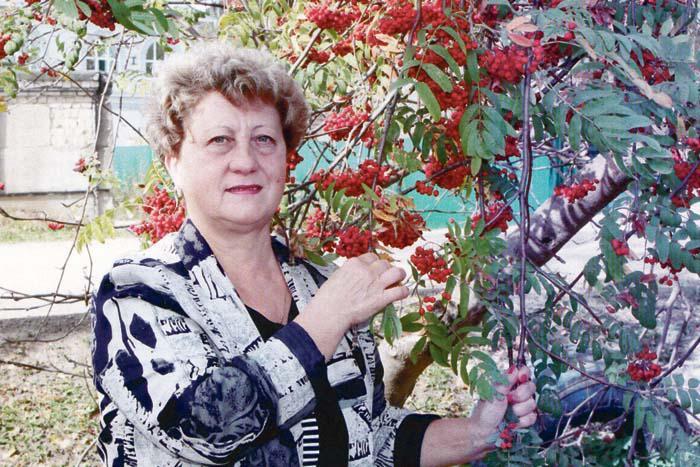 Антонина Викторовна Крюкова