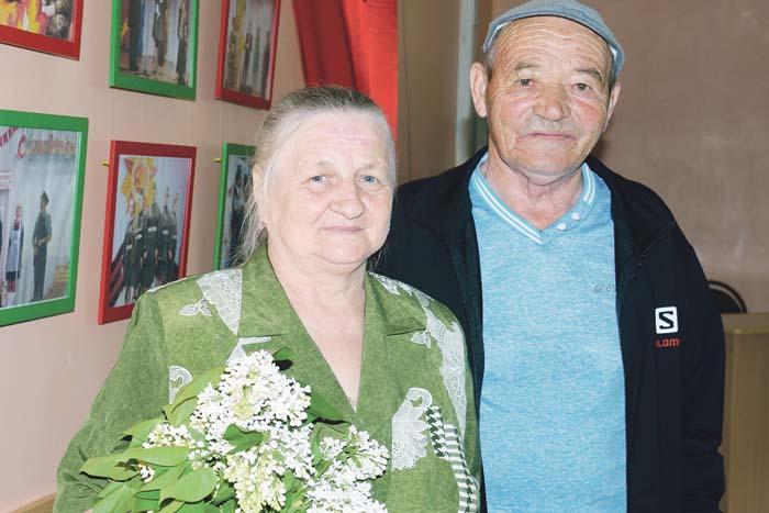 Супруги Шечковы – «золотые» юбиляры