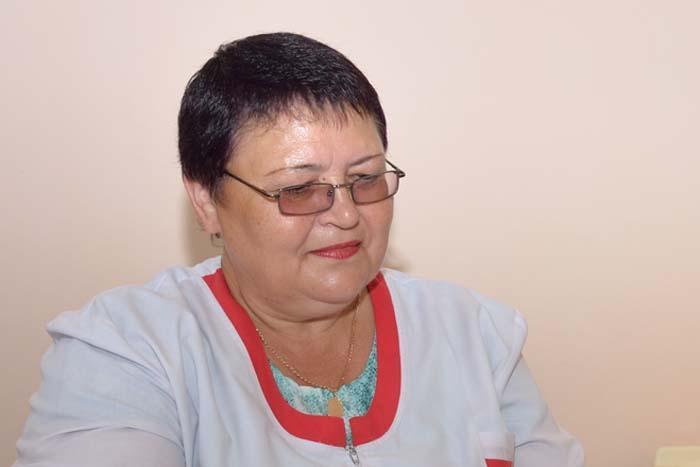 Людмила Николаевна Баланова.