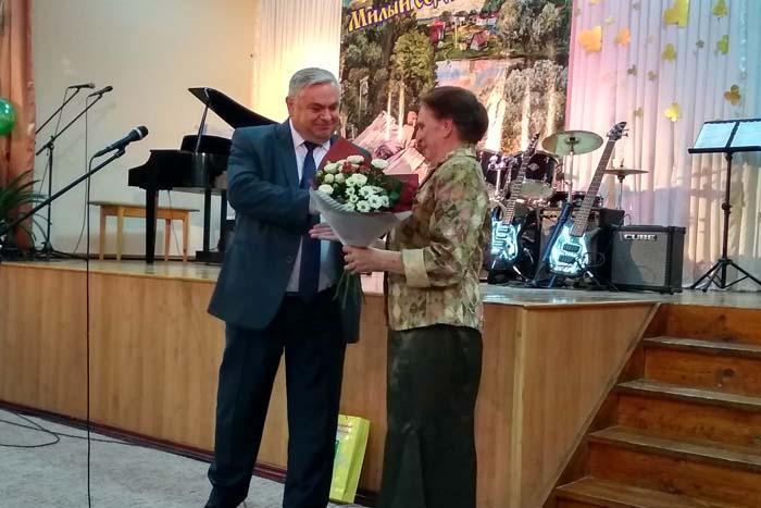 Поздравление главы местного самоуправления Арзамасского района В.П. Миенкова