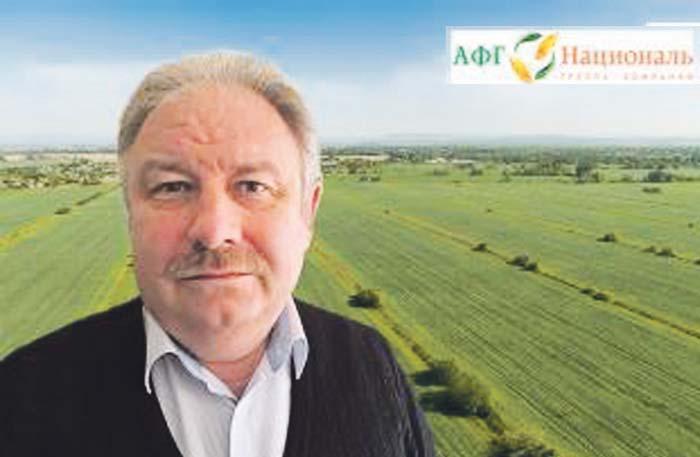 Руководитель дивизиона «Овощи» агрохолдинга «АФГ Националь» Валерий Масланов.