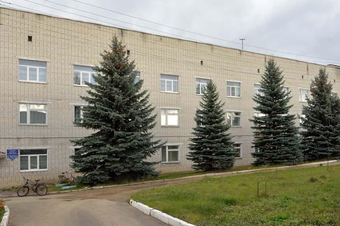 Корпус Абрамовской участковой больницы