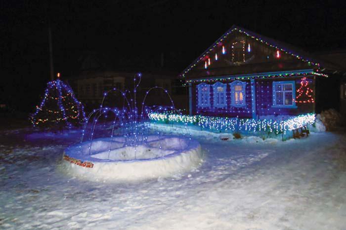 Сказочный домик в Б. Туманове