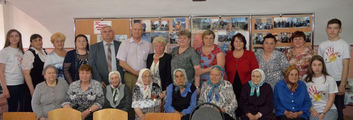 Участники встречи. Фото на память