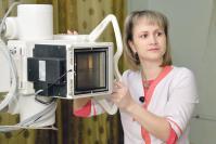 Иляна Авдеева, рентген-лаборант Абрамовской участковой больницы