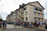 Дом в Березовке, построенный по программе переселения граждан из ветхого и аварийного жилья