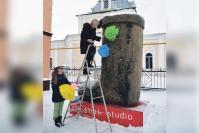 Мастера декоративно-прикладного творчества Юлия Миронова и Любовь Парамонова