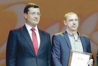 Почетного диплома губернатора удостоен инженер-механик ООО «Латкин» В.А. Омелин