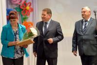 Работников здравоохранения поздравляют В.И. Демин и В.П. Миенков