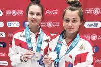 Алина Овчаренко и Анна Куликова