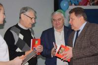 В.Ф. Спиридонов – автор книги об истории становления и развития физической культуры в Арзамасском районе за 90 лет, В.П. Миенков и В.И. Демин