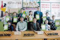 Серебряные призеры областного первенства