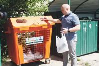 И.А. Егоршин объясняет, как правильно пользоваться контейнером-сеткой