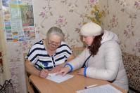 Анкетирование жителей села Хватовки
