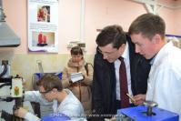 Глеб Никитин посетил Павловский техникум народных художественных промыслов России