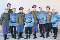 «Водоватовские ребята» и ансамбль казачьей песни «Братаны» из Волгограда