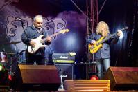 На сцене легенда русского рока группа «Черный кофе»
