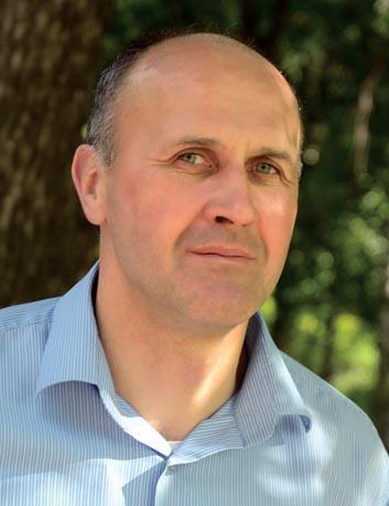 Директор МАУК «Парк им. А. Гайдара» А. Н. Тимохин