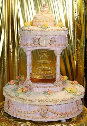 Заказ свадебных тортов в г. владимире